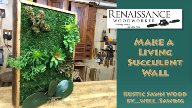 Make a Living Wall Box