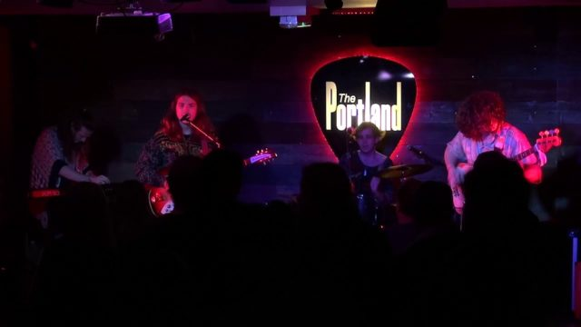 Pop-Tronix at the Portland – Grass Roof