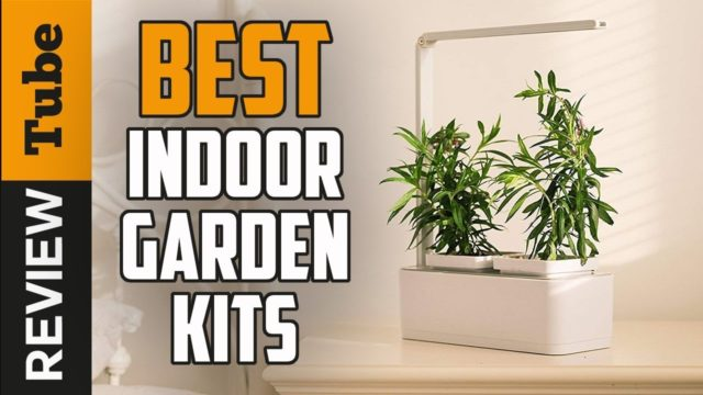 ✅Indoor Garden: Best Indoor Garden 2019 (Buying Guide)