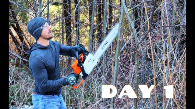 I BEGIN MY 2ND GARDEN | Jake Mace OFF GRID