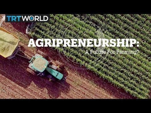 AGRIPRENEURSHIP: A future for farming?