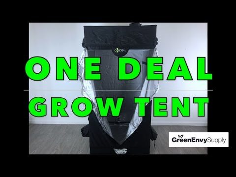 OneDeal Indoor Grow Tent For Indoor Gardening
