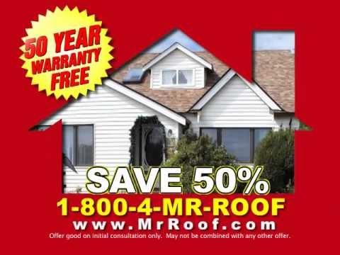 Mr. Roof – Big Brown Blowout Sale