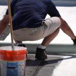 WINKLER – Wingum Plus H2O – Liquid Applied Roof System – Recover Granual – Commercial Roofing