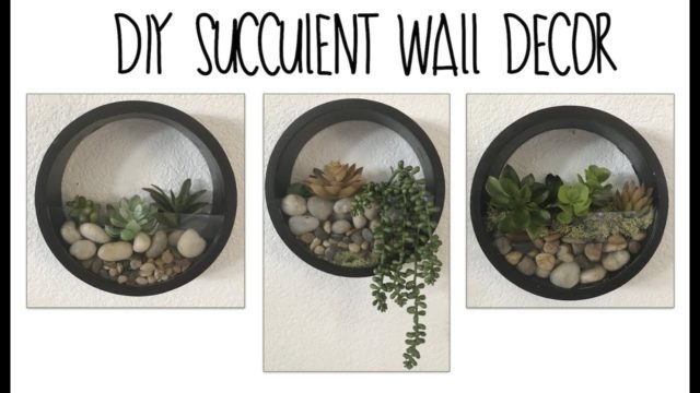 DIY Dollar Tree Decor | Wall Planter | Design Time