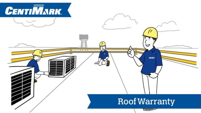 Roof Warranty Video About CentiMark's Commercial Roofing Warranty