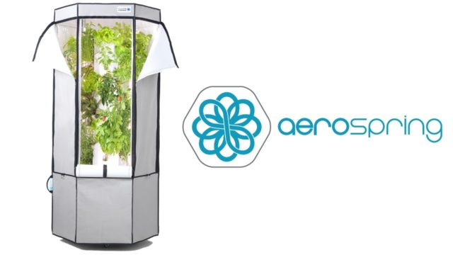 Aerospring: High-Quality Vertical Hydroponic Systems