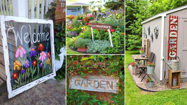 Sign Gardening Video Forum
