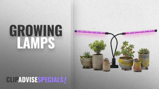 10 Best Growing Lamps [2018 Best Sellers] | Indoor Gardening & Hydroponics