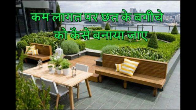 Terrace garden kaise banaye