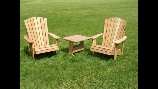 DIY Wood pallet garden seating furniture for sofa, bed, chair, bench with coffee or side tables!