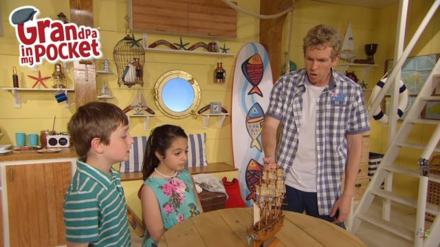 Grandpa in My Pocket – An Aussie Afternoon with Bob | Series 4