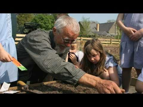 Sulby School Permaculture Garden