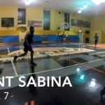 Saint Sabina teen open gym (Chicago South Side) Game 7 feat. future D1 Athletes