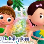 Fairies in The Garden Song | +More Nursery Rhymes & Kids Songs – ABCs and 123s | Little Baby Bum