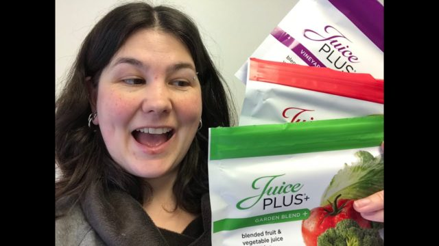 Juice Plus for Gastroparesis