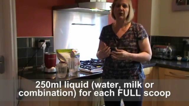 JuicePlus Chocolate Breakfast Shake Recipe
