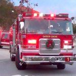 Garden Grove Fire Dept  Engine 1 & Medic 1