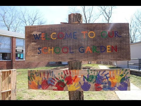 Grow-Learn-Discover: CFI School Garden Program