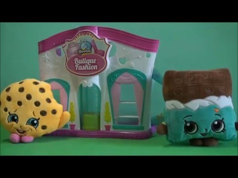Shopkins Butique Fashion  ! Divertilândia Kid's Garden !