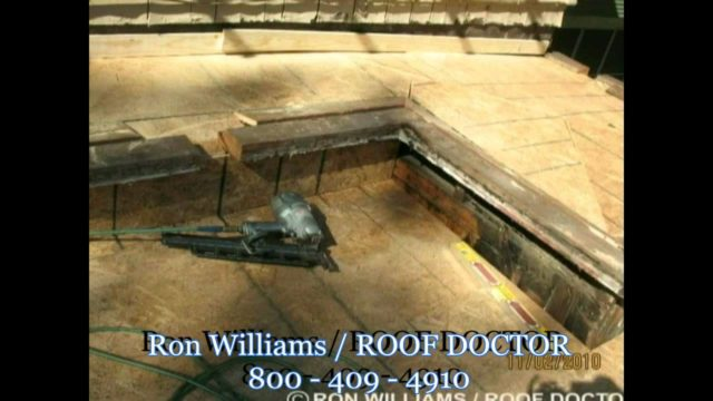 Roof Repair and Roof Maintenance / Flat Roof