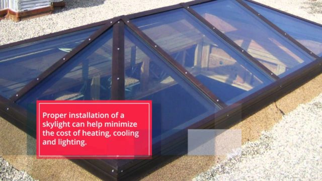 Wesley Green Roofing – Skylight Installation That Saves