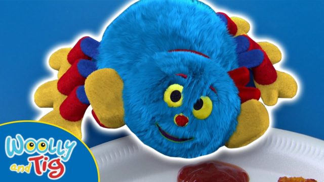 Woolly and Tig – Silly Woolly | TV Show for Kids | Toy Spider