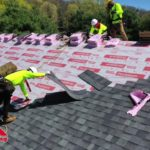 """BROWN ROOFING AWARD BY """"BEST OF THE BEST"""""""