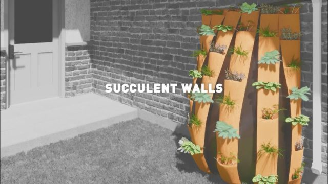 MADWORKSHOP + UCLA Architecture and Urban Design: Succulent Walls