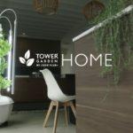 Meet Tower Garden HOME: Simple Indoor Vertical Gardening