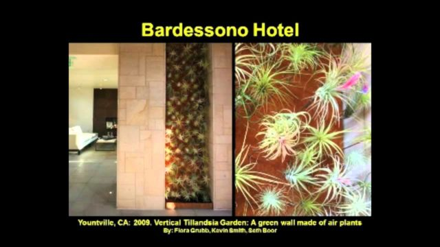 VS2011#2 – 2011 Top 10 List of Hot Trends in Greenroof & Greenwall Design