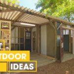 Building a Tool Shed for a Kid: Part 2 | Outdoor | Great Home Ideas