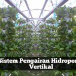 SISTEM PENGAIRAN TOWER HIDROPONIK VERTIKAL | WATERING SYSTEM ON VERTICAL TOWER HYDROPONIC
