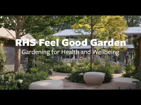 Gardening for Health and Wellbeing | RHS Feel Good Garden