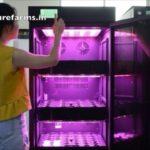 Pure Farms Indoor Farm KES1 – Climate Controlled