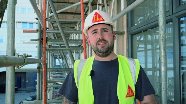 Mark Robinson, Senior Contracts Manager – Hambro Roofing
