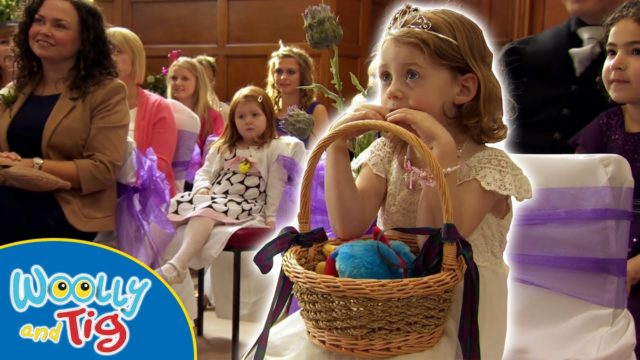 Woolly and Tig – Flower Girl | TV Show for Kids | Toy Spider