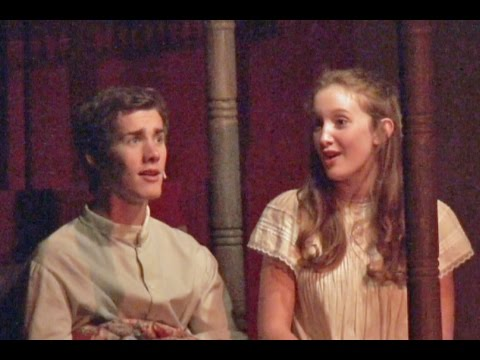Grant High School – Performing Arts Dept – The Secret Garden – Rosie/Dario version – May 8, 2009