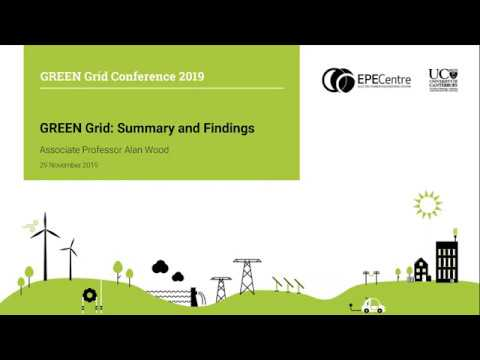 Introduction and GREEN Grid Summary and Findings