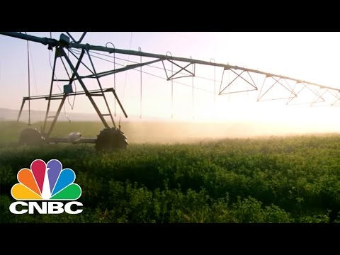 The Future Of Farming Is Utilizing Data In An Open Source Network Of Farmers | NetNet | CNBC
