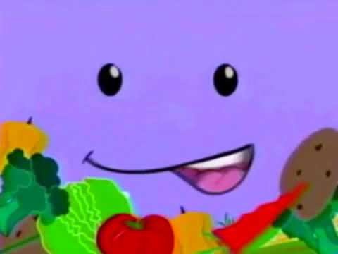 Nick Jr. Face Sings A Song About His Vegetable Garden