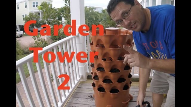 Garden Tower 2 – Unboxing, Assembly and Review
