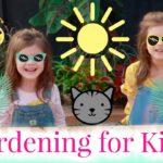 Seeding for Kids | Gardening for Kids | the Window Garden | Seed Starter Kit for Kids