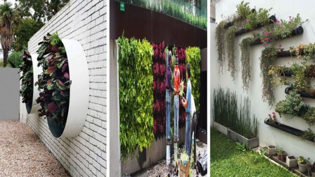 30+ DIY Vertical Garden Design Ideas For Your Home