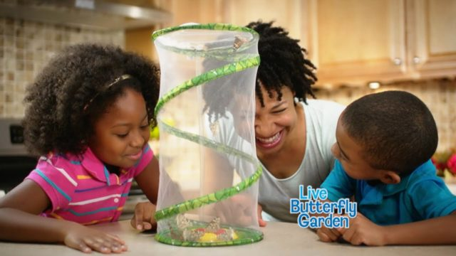Butterfly Garden: Kids Toy TV Commercial