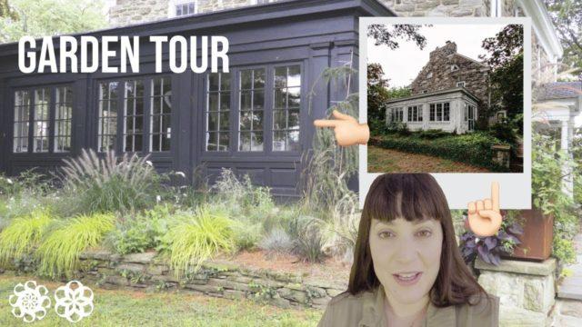 Garden Tour   Landscaping Ideas for Beginners