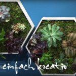 Green-DIY: Pflanzenbox   DIY einfach kreativ