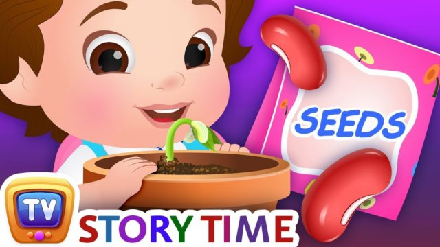 ChuChu and the Plant – Good Habits Bedtime Stories & Moral Stories for Kids – ChuChu TV