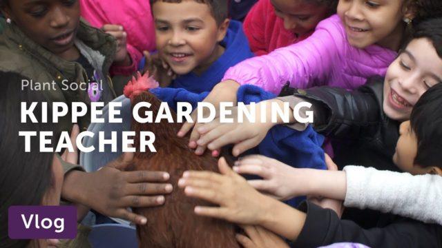 Garden-based Learning in Urban School — Vlog 014