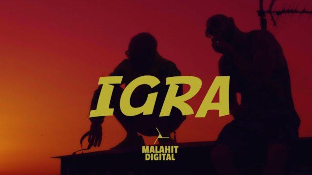 COJA & DJEXON  – IGRA 🍑 (Official Video)
